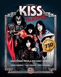 Kiss klassified : war stories from a kiss army general i gruppen Sommarrea20% hos Bengans Skivbutik AB (2472971)
