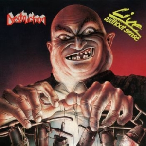 Destruction - Live Without Sense (Lp + 7