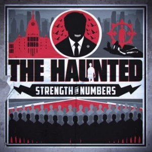 Haunted The - Strength In Numbers i gruppen CD / CD Hårdrock hos Bengans Skivbutik AB (2520560)