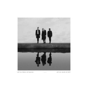 Pvris - All We Know Of Heaven, All We i gruppen CD / Nyheter / Pop hos Bengans Skivbutik AB (2526398)