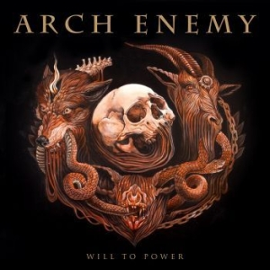 Arch Enemy - Will To Power (Black LP+CD) i gruppen Minishops / Arch Enemy hos Bengans Skivbutik AB (2527309)