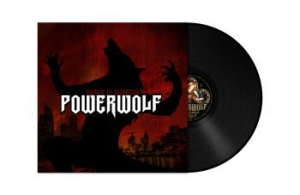 Powerwolf - Return In Bloodred (Black Vinyl) i gruppen VINYL / Hårdrock/ Heavy metal hos Bengans Skivbutik AB (2530014)