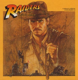 Filmmusik - Raiders Of The Lost Ark (2Lp) i gruppen VINYL / Vinyl Film-Musikal hos Bengans Skivbutik AB (2538102)