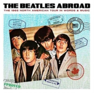 The beatles - The 1965 North American Tour i gruppen CD / Pop hos Bengans Skivbutik AB (2538583)