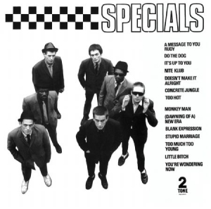 The Specials - Live At The Moonlight Club i gruppen CD / Reggae hos Bengans Skivbutik AB (2540170)