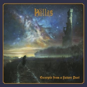 Hällas - Excerpts From A Future Past i gruppen CD / CD Hårdrock hos Bengans Skivbutik AB (2548696)