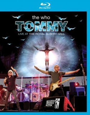 The Who - Tommy Live At Royal Albert Hall 201 i gruppen MUSIK / Musik Blu-Ray / Kommande / Pop hos Bengans Skivbutik AB (2560238)