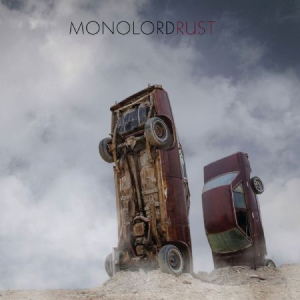 Monolord - RUST - Blue Vinyl, Swedish Edition in the group VINYL / Upcoming releases / Hardrock/ Heavy metal at Bengans Skivbutik AB (2630576)