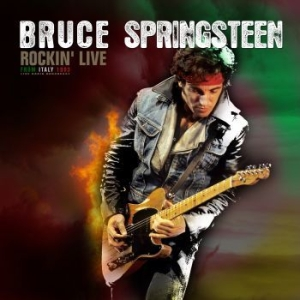 Springsteen Bruce - Best Of Rockin Live From Italy 1993 i gruppen CD / Rock hos Bengans Skivbutik AB (2645130)