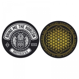 Bring Me The Horizon - Sheffield U.K - Slipmat i gruppen ÖVRIGT / Merch Slipmats hos Bengans Skivbutik AB (2645225)