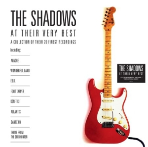 Shadows - At Their Very Best i gruppen VINYL / Rock hos Bengans Skivbutik AB (2645533)