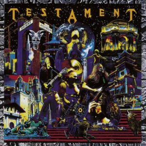 Testament - Live At The Filmore (Digipak) i gruppen CD / CD Hårdrock hos Bengans Skivbutik AB (2714468)