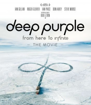 Deep Purple - From Here To Infinite i gruppen MUSIK / Musik Blu-Ray / Film/Musikal hos Bengans Skivbutik AB (2788328)