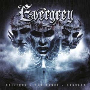 Evergrey - Solitude, Dominance, Tragedy (Digip i gruppen Minishops / Evergrey hos Bengans Skivbutik AB (2822160)