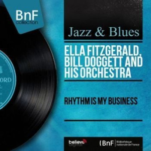 Fitzgerald Ella - Rhythm Is My Business (180G.) i gruppen VINYL / Jazz/Blues hos Bengans Skivbutik AB (2893739)
