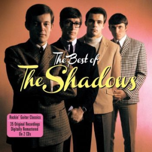 Shadows - Best Of (2Cd) i gruppen CD / Pop hos Bengans Skivbutik AB (2895739)