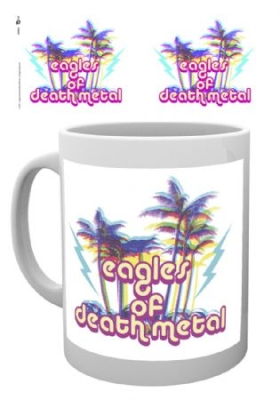Eagles Of Death Metal - Eagles Of Death Metal Mug Iron On i gruppen ÖVRIGT / Merch Muggar hos Bengans Skivbutik AB (2990789)