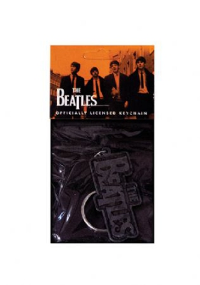 The beatles - The Beatles Metal Keychain (Logo - Metal) i gruppen ÖVRIGT / Merch Blandat hos Bengans Skivbutik AB (2992623)