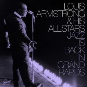 Armstrong Louis - Jazz Is Back In Grand (2Lp) i gruppen VINYL / Jazz/Blues hos Bengans Skivbutik AB (2993062)