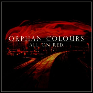 Orphan Colours - All On Red i gruppen CD / Country hos Bengans Skivbutik AB (3025136)