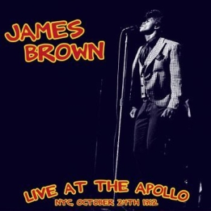 Brown James - Live At The Apollo i gruppen VINYL / RNB, Disco & Soul hos Bengans Skivbutik AB (3041915)