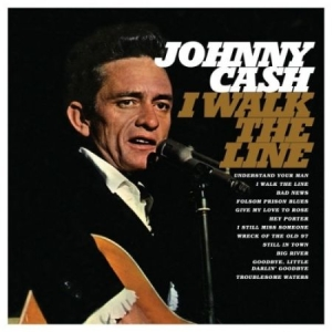 Cash Johnny - I Walk The Line i gruppen Minishops / Johnny Cash hos Bengans Skivbutik AB (3043127)
