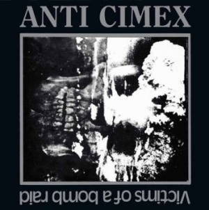 Anti Cimex - Victims Of A Bombraid The Discograp i gruppen CD / Rock hos Bengans Skivbutik AB (3045021)