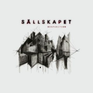 Sällskapet - Disparition (Cd Ltd.) i gruppen CD / Kommande / Pop hos Bengans Skivbutik AB (3071540)