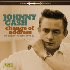 Cash Johnny - Change Of Address i gruppen CD / Country hos Bengans Skivbutik AB (3071550)