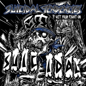 Suicidal Tendencies - Get Your Fight On! i gruppen Julspecial19 hos Bengans Skivbutik AB (3071648)
