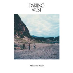 Darling West - While I Was Asleep i gruppen CD / Country hos Bengans Skivbutik AB (3075201)