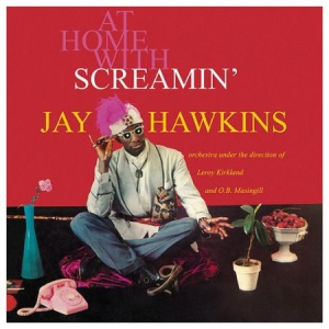 Screamin' Jay Hawkins - At Home With i gruppen CD / Kommande / Jazz/Blues hos Bengans Skivbutik AB (3076422)