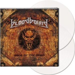 Bloodbound - Book Of The Dead (Ltd. Gtf. Clear 2 i gruppen VINYL / Hårdrock/ Heavy metal hos Bengans Skivbutik AB (3082871)