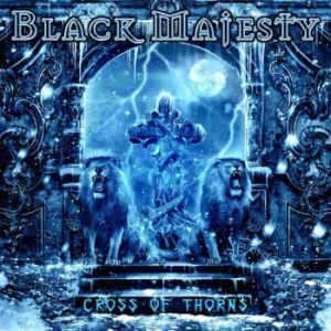 Black Majesty - Cross Of Thorns i gruppen CD / Rock hos Bengans Skivbutik AB (3085239)