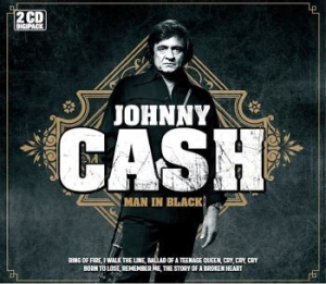 Cash Johnny - The Man In Black 2Cd [import] i gruppen CD / Nyheter / Country hos Bengans Skivbutik AB (3098733)