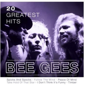 Bee Gees - 20 Greatest Hits-Ltd.Edit i gruppen CD / Nyheter / Pop hos Bengans Skivbutik AB (3098738)