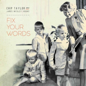 Taylor Chip - Fix Your Words i gruppen CD / Country hos Bengans Skivbutik AB (3099549)