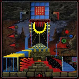 King Gizzard & The Lizard Wizard - Plygondwanaland (Ltd.Red Vinyl) i gruppen VINYL / Rock hos Bengans Skivbutik AB (3122445)