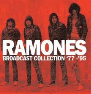 The Ramones - Broadcast Collection '77-'95 i gruppen CD / Rock hos Bengans Skivbutik AB (3122540)