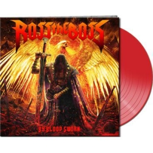 Ross The Boss - By Blood Sworn (Ltd Gatefold Red Vi i gruppen Julspecial19 hos Bengans Skivbutik AB (3126087)