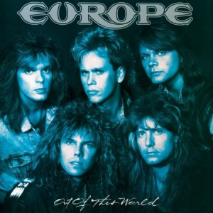 Europe - Out Of This World (Coloured Vinyl) i gruppen VINYL / Kommande / Hårdrock/ Heavy metal hos Bengans Skivbutik AB (3150700)