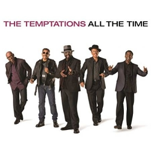 The Temptations - All The Time i gruppen CD / Pop hos Bengans Skivbutik AB (3186875)