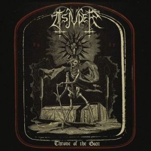 Tsjuder - Throne Of The Goat 1997-2017 i gruppen CD / Nyheter / Hårdrock/ Heavy metal hos Bengans Skivbutik AB (3205068)