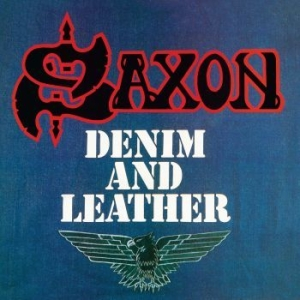 Saxon - Denim And Leather (Vinyl) i gruppen Minishops / Saxon hos Bengans Skivbutik AB (3211224)