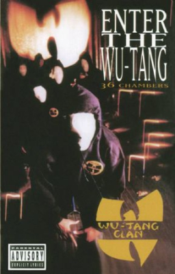 Wu-tang Clan - Enter The Wu-Tang Clan 36 Chambers i gruppen Kampanjer / Record Store Day Blow out / RSD2018 hos Bengans Skivbutik AB (3214150)