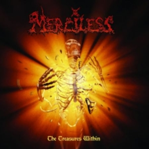 Merciless - Treasures Within - Lp Transparent Orange i gruppen Julspecial19 hos Bengans Skivbutik AB (3214179)