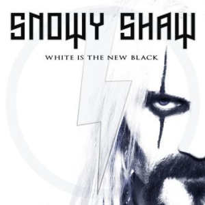 Snowy Shaw - White Is The New Black i gruppen Minishops / Snowy Shaw hos Bengans Skivbutik AB (3215669)