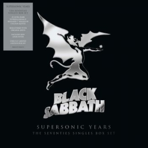Black Sabbath - Black Sabbath - Supersonic Years: T i gruppen VINYL / Rock hos Bengans Skivbutik AB (3215674)