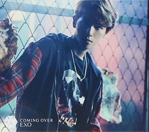 Exo - Coming Over - Baekhyun Version i gruppen Kampanjer / K Pop hos Bengans Skivbutik AB (3218209)
