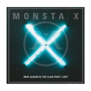 Monsta X - Clan 2.5 Part 1. Lost [Lost Version] i gruppen Kampanjer / K Pop hos Bengans Skivbutik AB (3218782)
